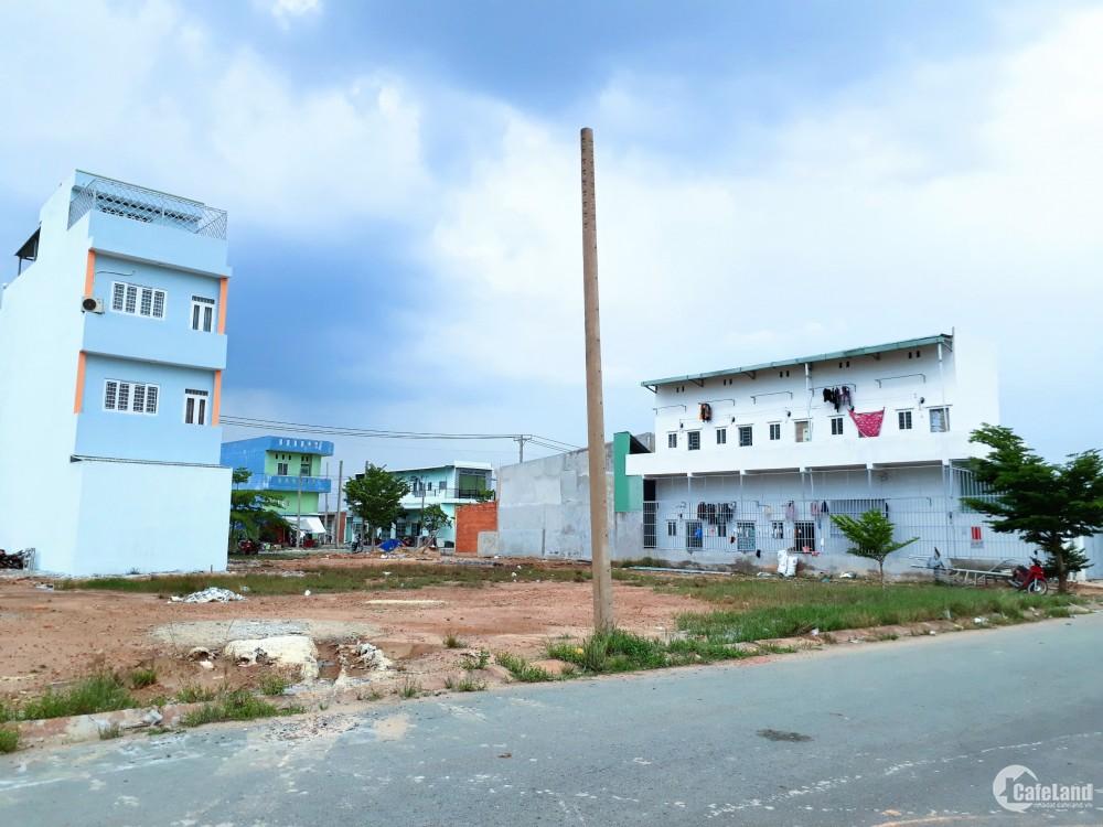 Chỉ 19lô đất tại Tphcm đạt chuẩn 5 sao do NH Sancombank thanh lý - SHR.