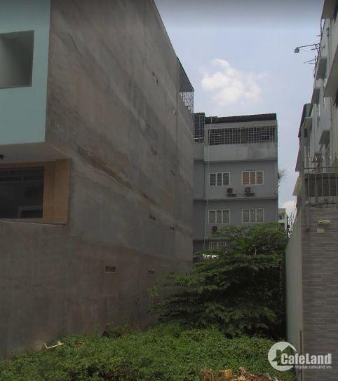 Bán đất sổ đỏ mặt tiền đường số 6, phường Hiệp Bình Chánh, quận Thủ Đức (90m2)