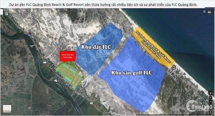 Đất nền đối diện khu Resort của FLC Quảng Bình, hưởng trọn tiện ích nghỉ dưỡng