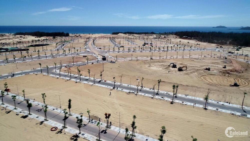 Đất nền dự án New City Nhơn Hội