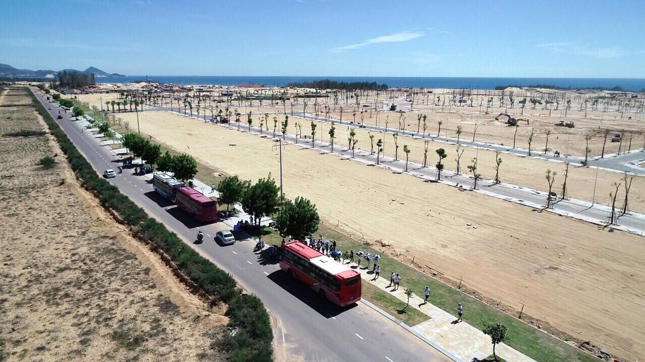 Đất Nền Ven Biển có Sổ Đỏ -  CĐT hotline 09.777.222.06 để được nhận nền đẹp