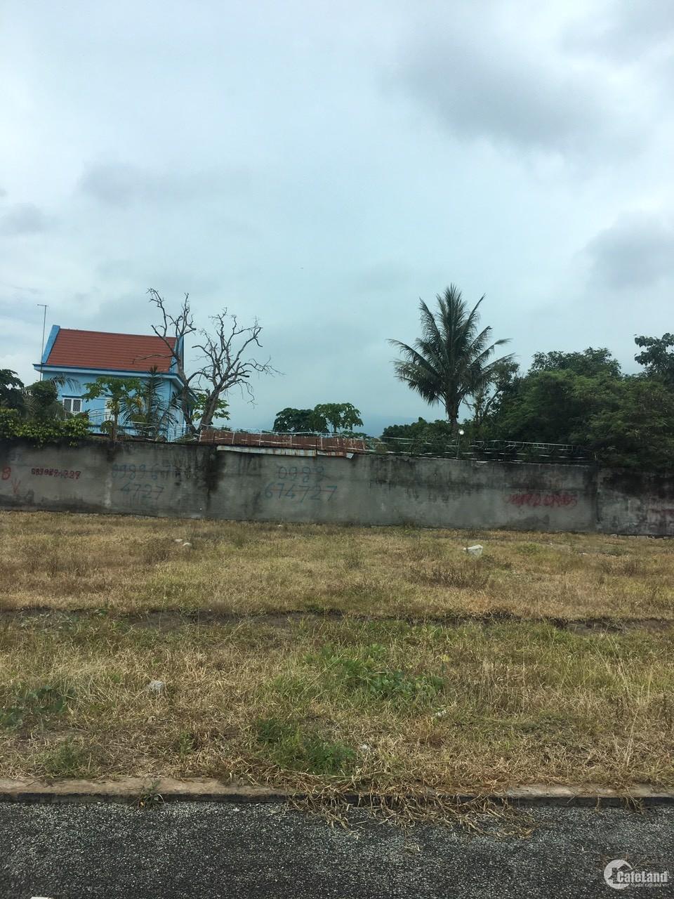 - Đất Biệt Thự 300m2, giá 2,2tr ngay trung tâm Tx Phú Mỹ