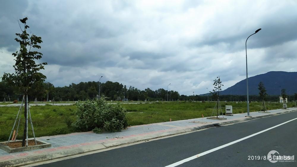 Bán đất ngay trung tâm Thị Trấn Phú Mỹ , Chỉ từ 8 triệu / m2 . Sổ riêng từng nền