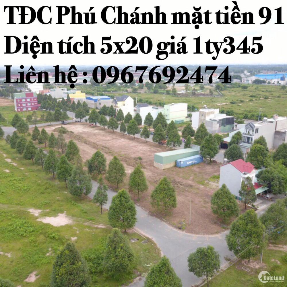 Đất nền KCN Kim Huy 100m2 thổ cư 100%