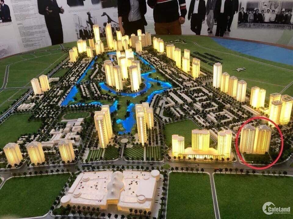 Đất dự án xây trường THPT nội khu Ciputra, Hà Nội