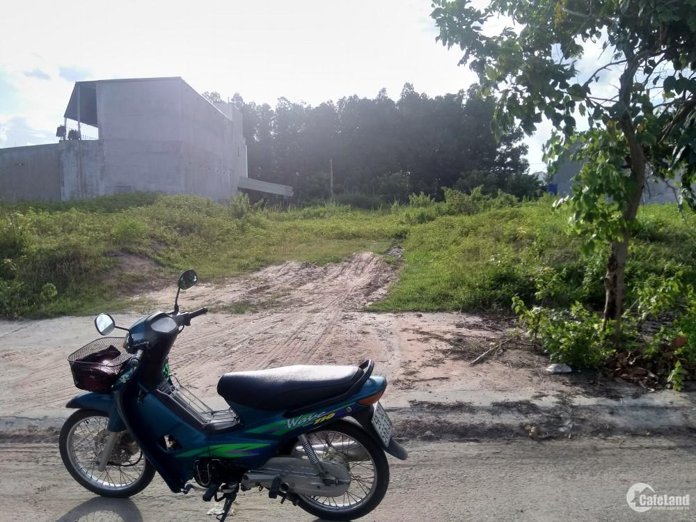 Bán lô đất 5x30 đường D12 khu TĐC Phú Mỹ phường Phú Tân Thủ Dầu Một Bình Dương