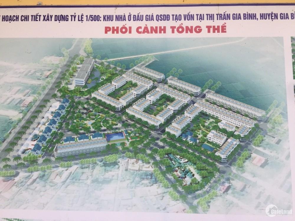 Bán 2 lô đất và nhà 5 tầng tại TX. Từ Sơn, Bắc Ninh