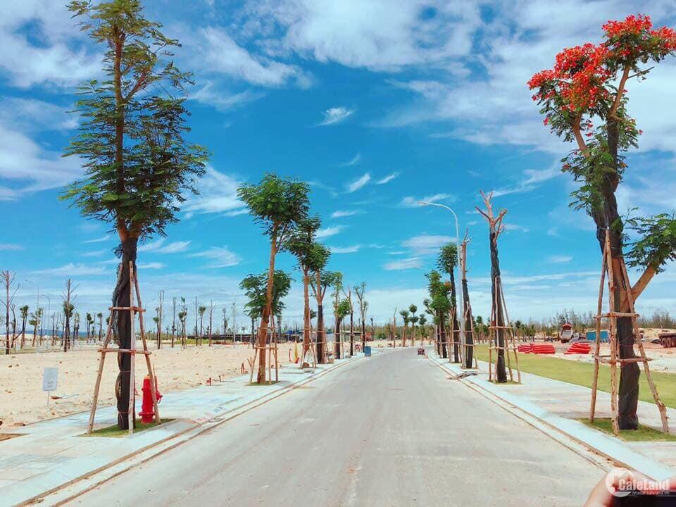 Nhơn Hội new city phân khu 2 - đất biển giá rẻ