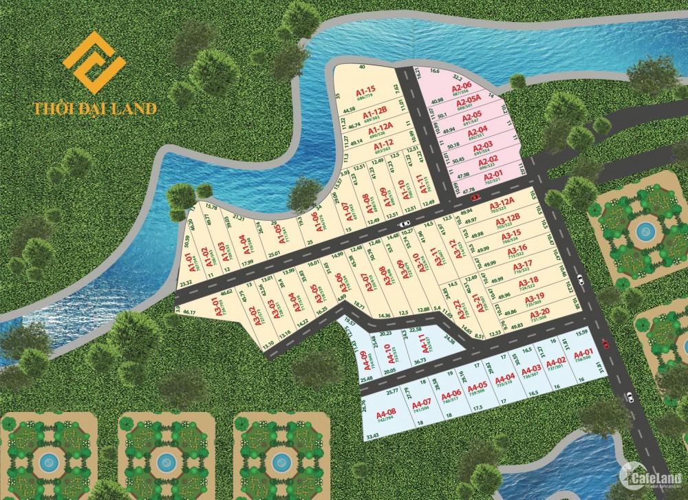Đất nền Hồ Tràm - Vũng Tàu đất đẹp, giá cực RẺ, sổ riêng