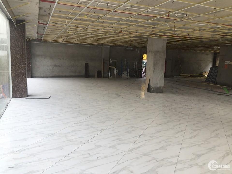 Cho  thuê văn phòng quận Nam Từ Liêm  500m2 giá 55tr