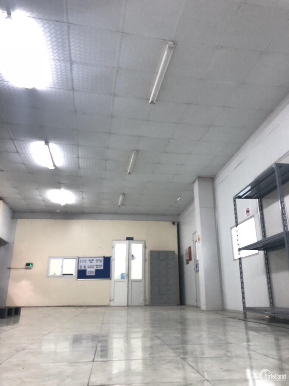 Chính chủ cần cho thuê xưởng đẹp tại xã Bắc Hồng, Đông Anh, tp Hà Nội