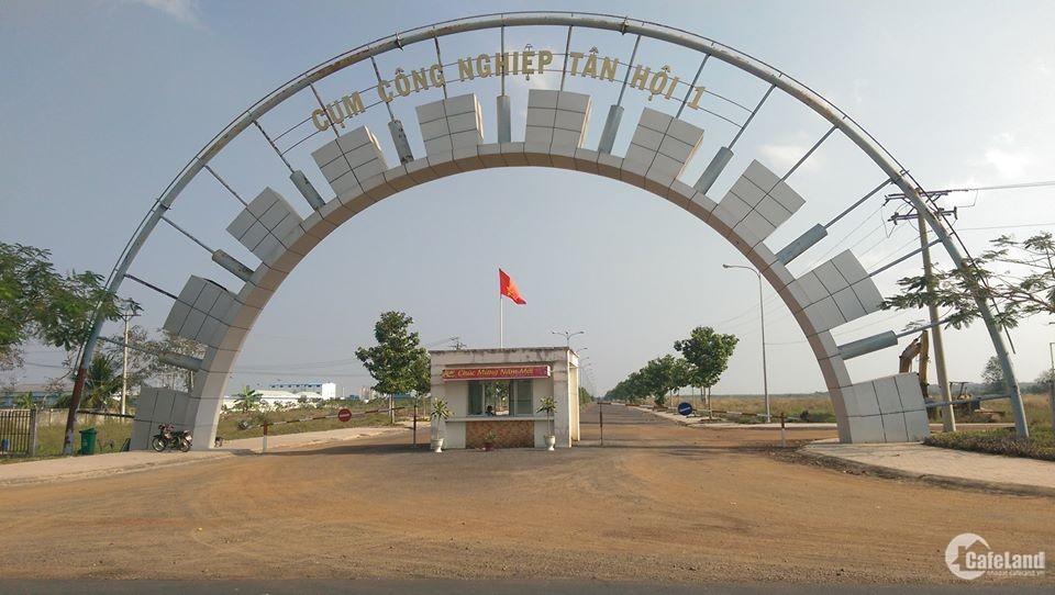 Cho thuê đất công nghiệp, nhà xưởng tại Tây Ninh với giá thấp