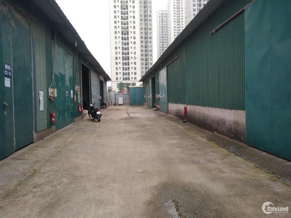 chính chủ cho thuê kho 180m, 210m,  240m  tại Cầu Bươu, Tân Triều, Thanh Trì,