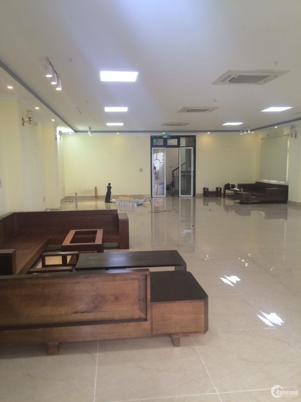 Cơ hội sở hữu văn phòng 10$ tại mặt phố Duy tân toà nhà CMC 300m2 1 sàn