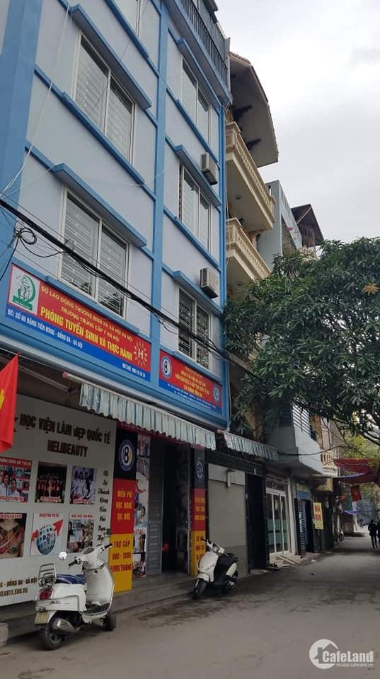Cho thuê nhà mặt phố Tây Sơn-Đống Đa 45m2 phù hợp mô hình sạch