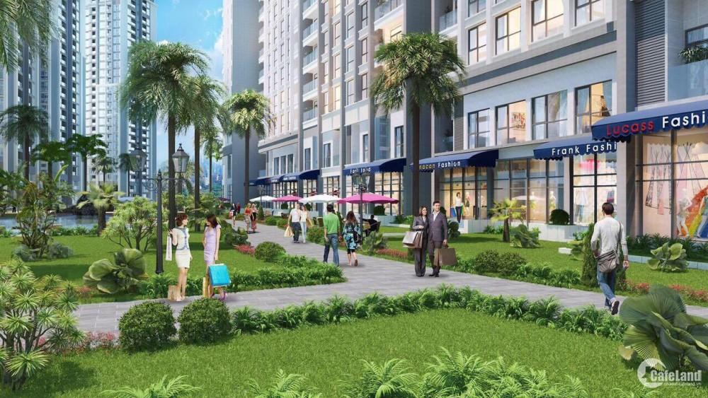 Cho Thuê hoặc Bán shophouse dự án Saigon MiA, giá ưu đãi.