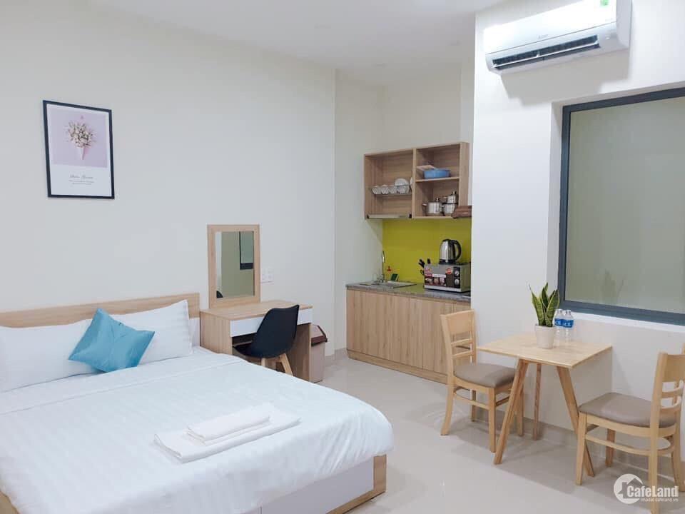 Cho thuê nhà 4 tầng mặt tiền An Thượng 29,nhà mới