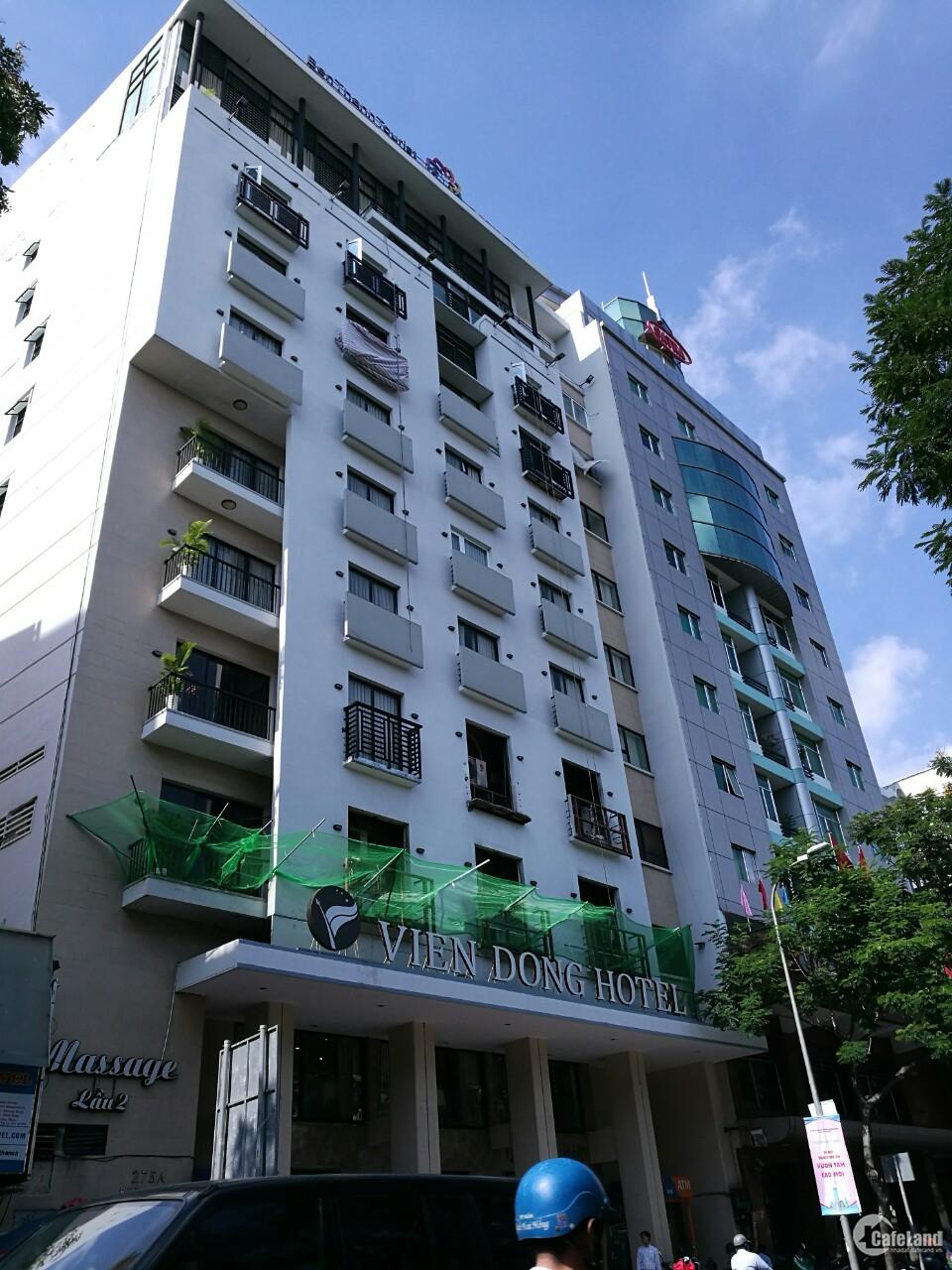 Cho thuê OFFICE BUILDING nhà trống, xây mới: Nguyễn Văn Trỗi, P.8. Q.PN,