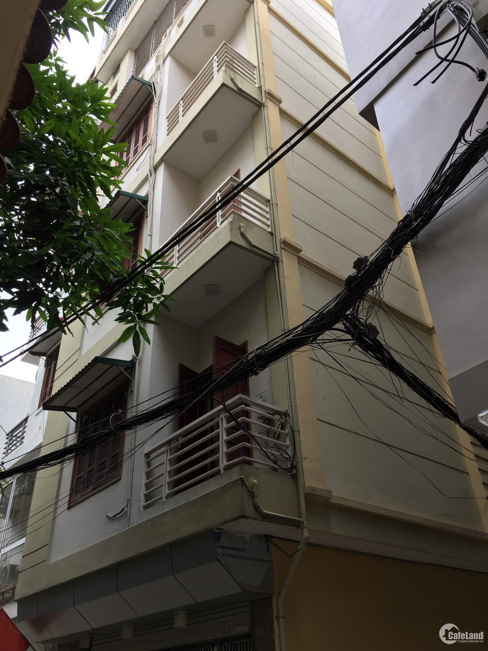 Cho Thuê Nhà MP Trung Văn 80m2 x 7T ( có thang máy + nội thất ) Cho Thuê Nhà Tại