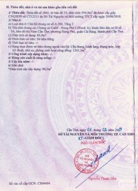 Bán căn hộ chung cư Cadif 3 phòng ngủ, khu dân cư Hưng Phú 1 - 1.7 tỷ