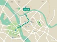 Eurowindow River Park - Nơi đất lành chim đậu