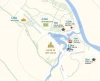 Kosy mountain view Lào Cai chỉ với 7,3tr/m2 sở hưu 100m2
