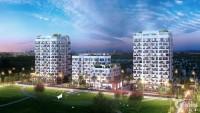 Căn hộ chung cư cao cấp Valencia Garden - khu đô thị Việt Hưng với giá 1.5 tỷ
