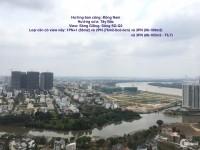Bán gấp Căn hộ The Sun Avenue 1+1 phòng ngủ, 56m2, view sông, 2,65 tỷ bao tất cả