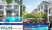 Chính chủ cần nhượng biệt thự II-BT 0306A, trung tâm FLC Quảng Bình