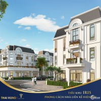Sản phẩm đầu tư HOT nhất thị trường Thái Nguyên - Crown Villas - LH 0969 299 317