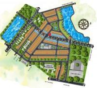 Bán lô góc ND5-1 mặt đường trung tâm dự án Việt Yên Lakeside City