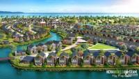 Novaworld Hồ Tràm biệt thự nghĩ dưỡng giữa rừng và biển liên hệ Chủ Đầu Tư