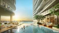 Căn hộ Dvụ Khách sạn Bên Vịnh Hạ Long, LNn cam kết 10% trong 5 năm, từ 1,26 tỷ