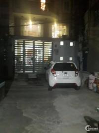 Hẻm xe hơi Thích Quảng Đức, Phú Nhuận 50m2, 3 lầu giá chỉ 4.5 Tỷ.
