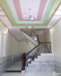 Bán nhà 1 trệt 1 lầu sổ hồng riêng, DT 100m2, đường 6m, GIÁ 880TR/căn ở Vĩnh Cửu