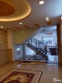 Bán nhà rẻ, đẹp đường Lê Quang Định, Bình Thạnh, 4tầng, 90m2, giá 7.6 tỷ