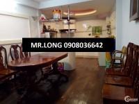 Nhà hiếm, hẻm 6m, Cao Thắng, Quận 3, kinh doanh, 12.2 tỷ, LH: 0908036642.