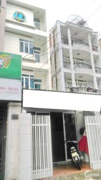 Bán nhà 3 lầu mặt tiền hẻm xe hơi 793 Trần Xuân Soạn Quận 7