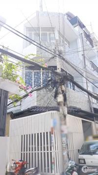 Bán nhà 2 lầu căn góc 2 mặt tiền hẻm 8m 701 Trần Xuân Soạn quận 7.