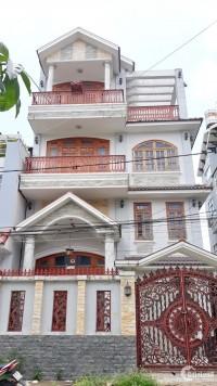 Bán biệt thự đẹp KDC Bộ Công An quận 7 (khu vip hẻm 160 Nguyễn Văn Quỳ).
