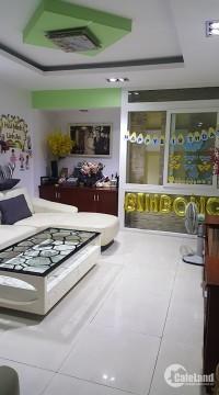 Bán nhà đường Văn Chung, Tân Bình, 72m2, 4x18m, 5 tầng, HXH, giá chỉ 8,1 tỷ.