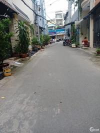 Bán Nhà đường Tân Hương P Tân Quý Q Tân Phú dt 4,5mx17m giá 6.55 tỷ