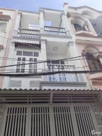 Bán nhà hẻm 7m thông  Tân Hương P,Tân Quý  Q,Tân Phú  DT 4x14m  1 trệt 2 lầu