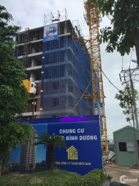 Cho thuê căn hộ Tecco Tower Bình Dương