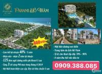 Chỉ 660 triệu sở hữu căn hộ Parami Hồ Tràm, nhận ngay 320 triệu