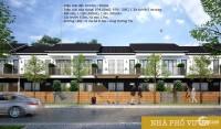 Nhận giữ chỗ nhà phố vườn (Townhouse) Waterpoint Nam Long