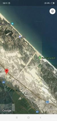 Đất homestay ven biển đối diện FLC