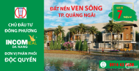 Muốn chuyển vài lô góc của dự án An Lộc Phát view sông