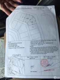 Sang nhanh lô đất ngay mặt tiền đường Võ Văn  Kiệt, DT 213m2, SHR