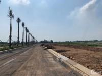 đất mặt tiền đường phùng hưng 45m